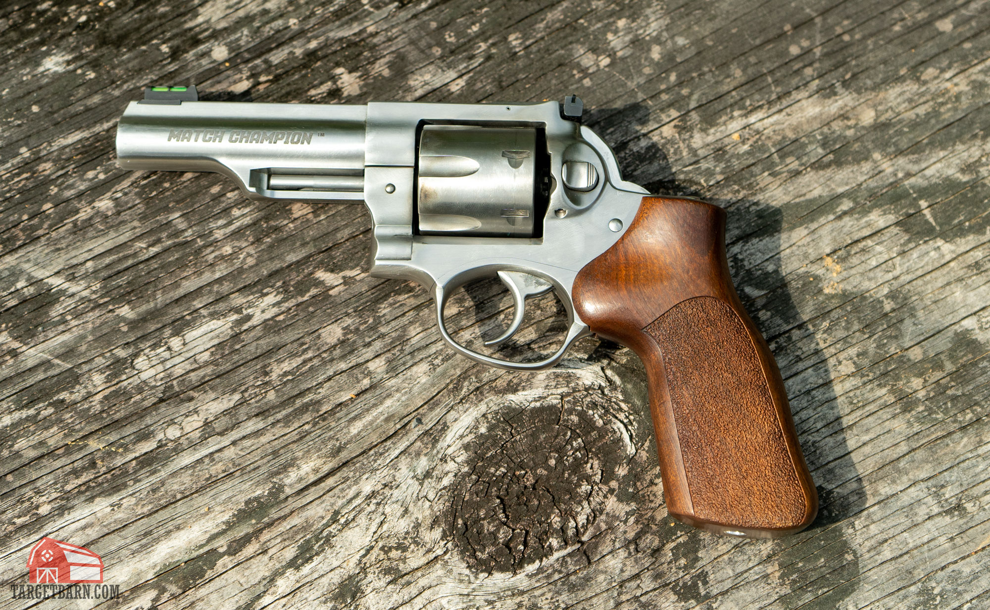 ruger gp100 for idpa revolver division