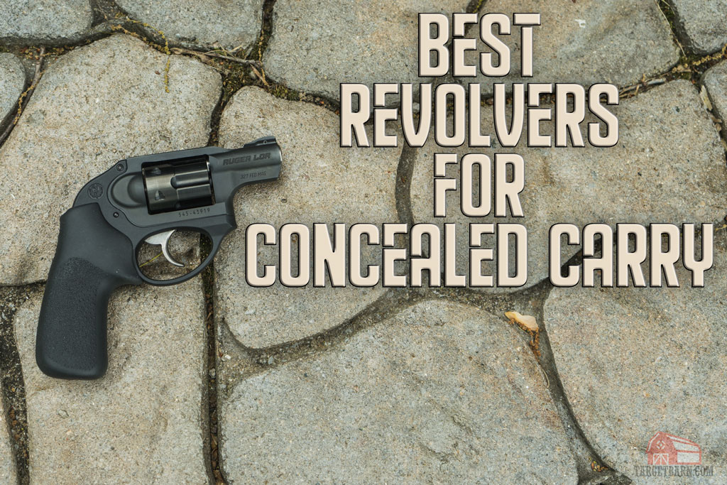 best concealed carry revolver on the ground act the range