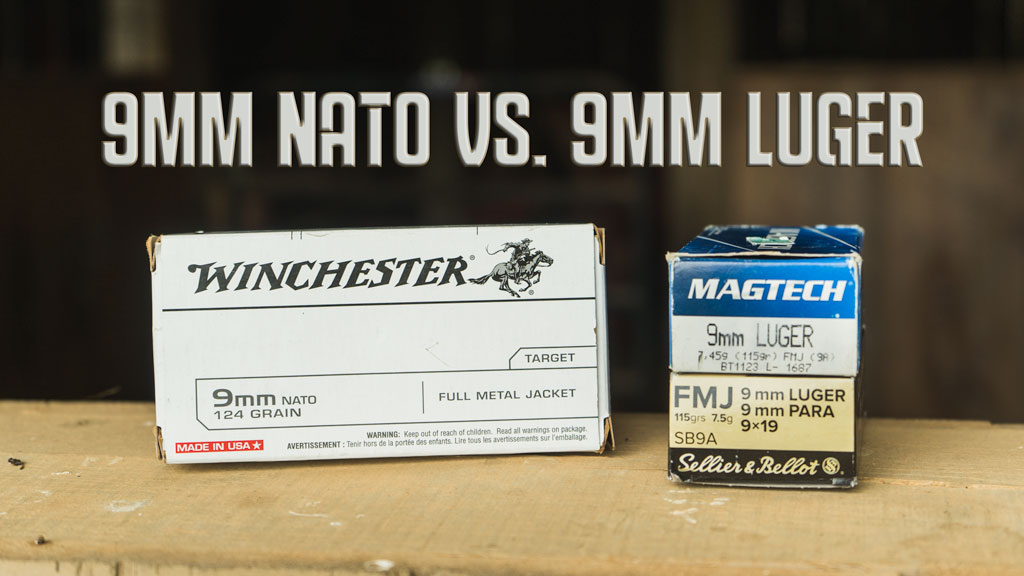 9mm luger vs. 9mm nato hero image