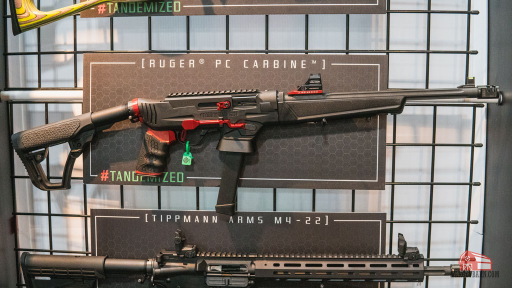 new upgrades for the ruger pc carbine from tandemkross