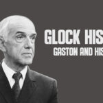 glock history graphic with gaston glock