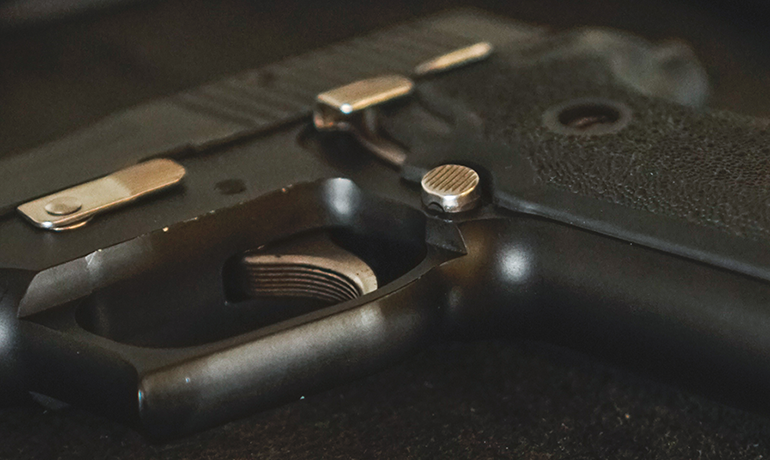 Things you can buy to help with your grip and make reloading your pistol easier