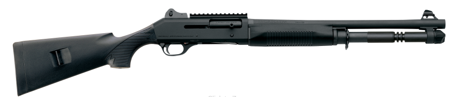 the benelli m4 is an excellent choice for a semi-auto home defense shotgun