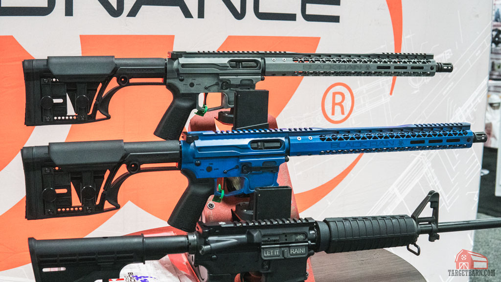 Black Rain Ordnance's new pcc in grey and blue