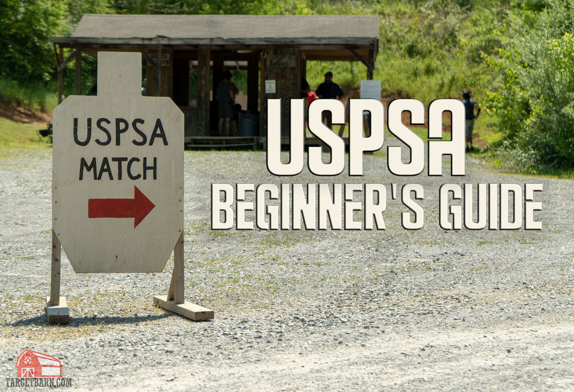uspsa beginner's guide hero image