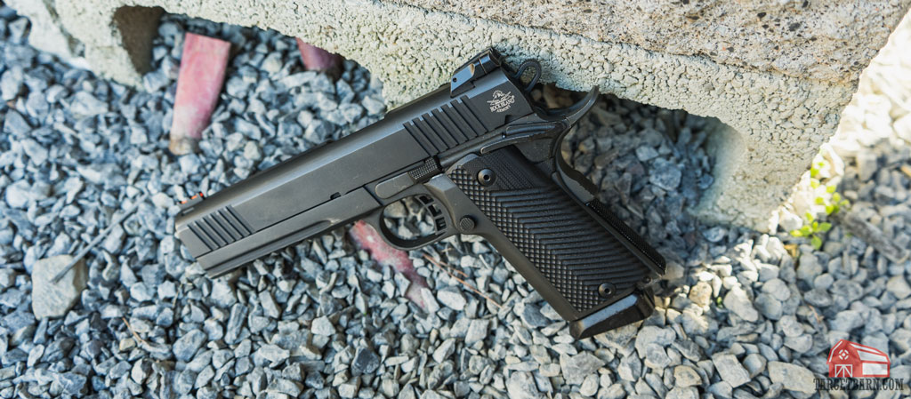 a rock island armory double stack 9mm 1911 for limited division