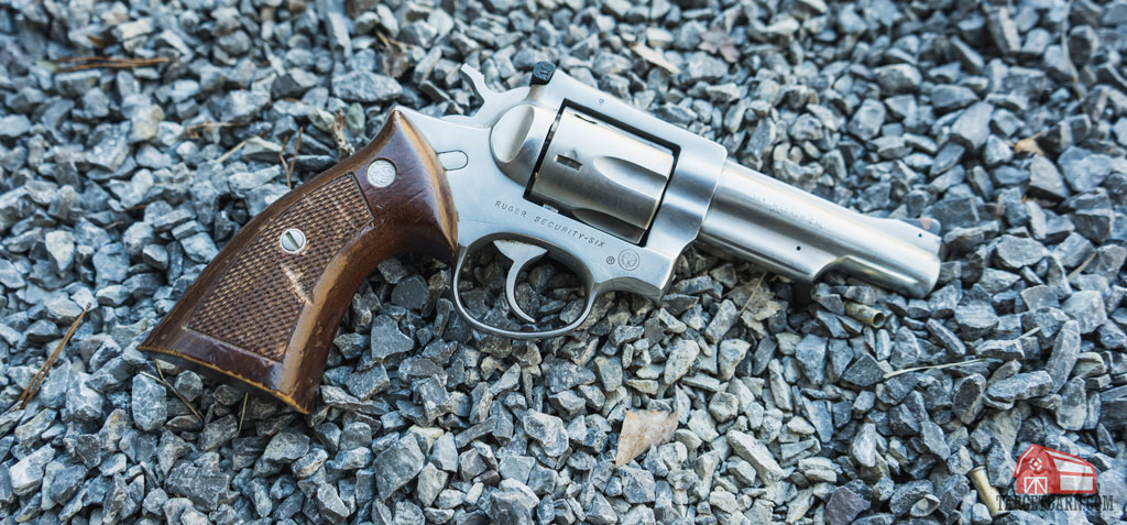 a revolver that can be used in revolver steel challenge division