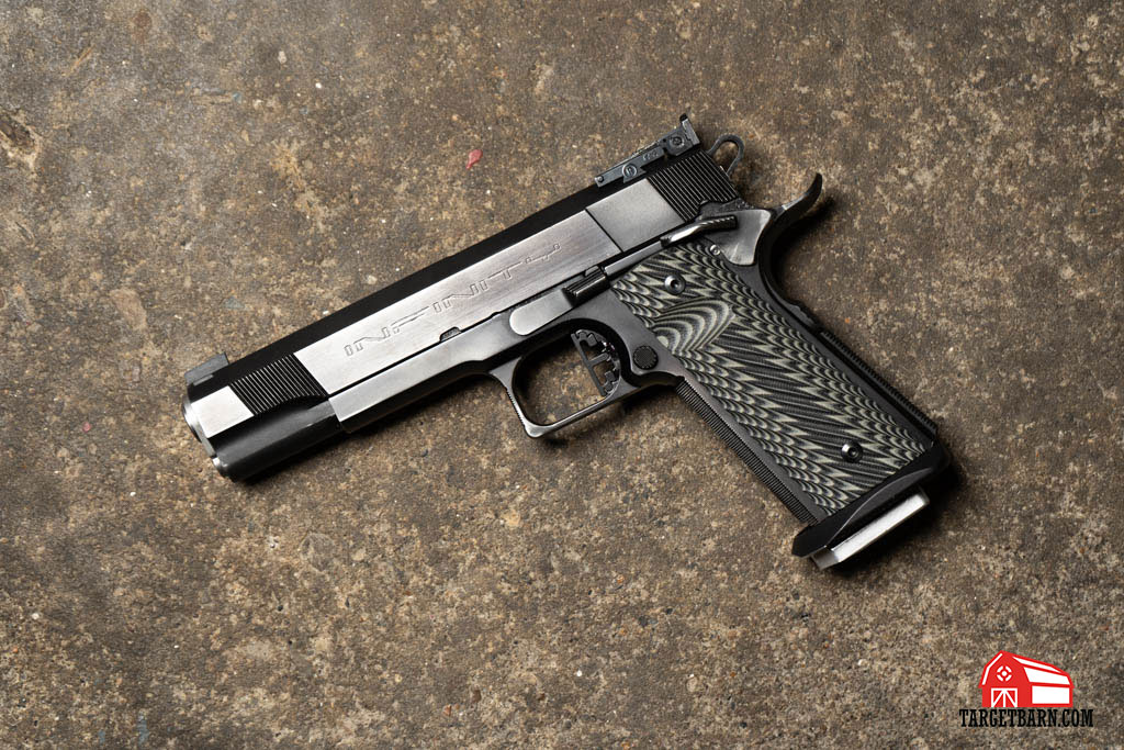 a .40S&W 1911 can be found in the USPSA single stack division