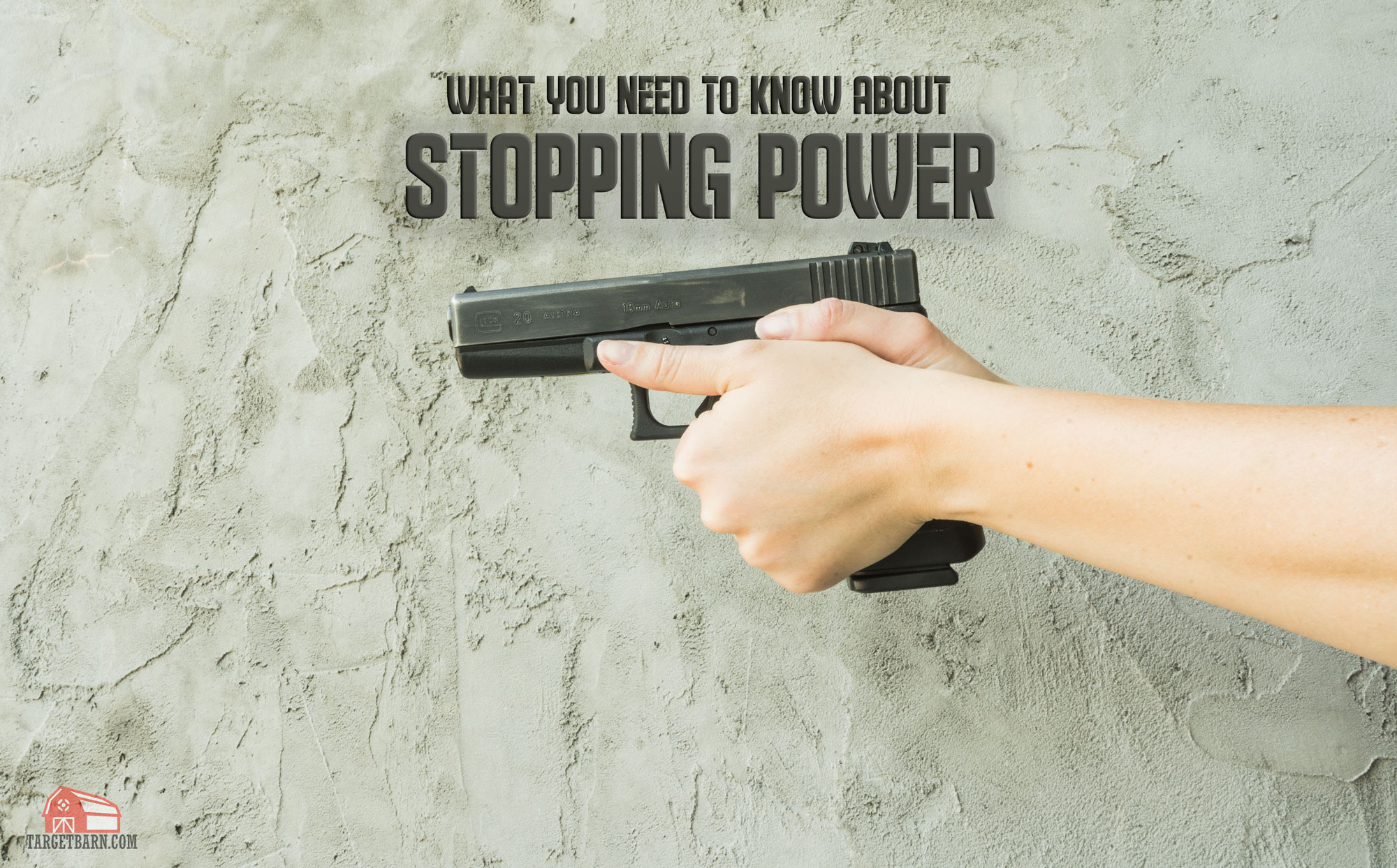 stopping power